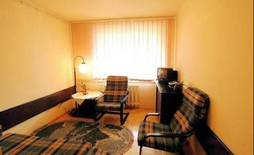 zdjęcie pokoju, Centrum Edukacyjne, Nowa Słupia