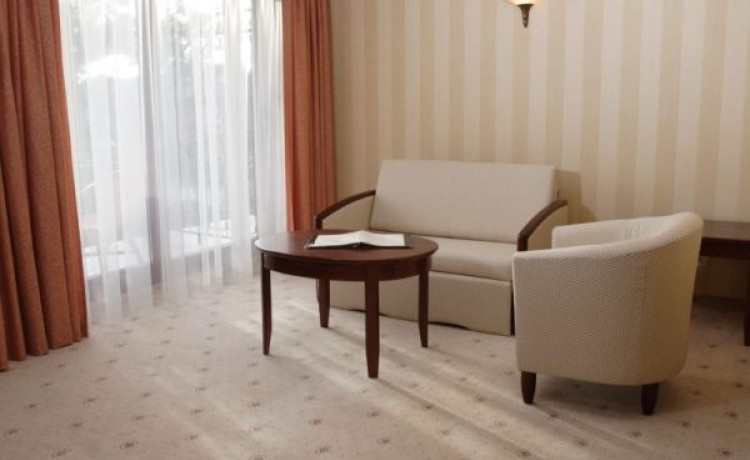 zdjęcie pokoju, VILLA HOFF Wellness&SPA, Trzęsacz
