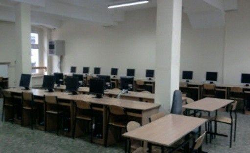 zdjęcie sali konferencyjnej, Instytut Postępowania Twórczego , Łódź