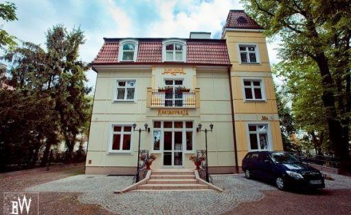 zdjęcie obiektu, Villa AntoninA, Sopot