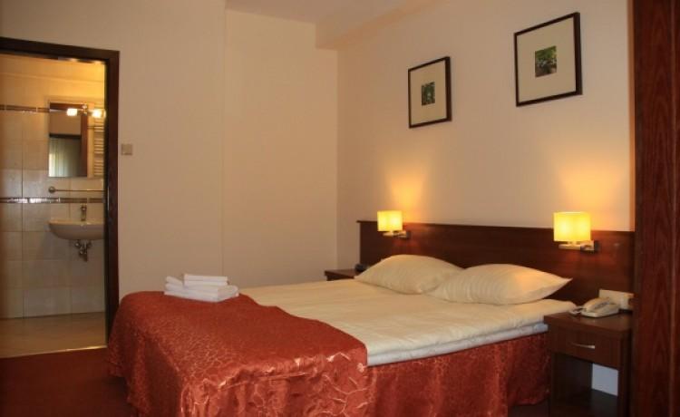 zdjęcie pokoju, Zielony Gościniec, Sulejów