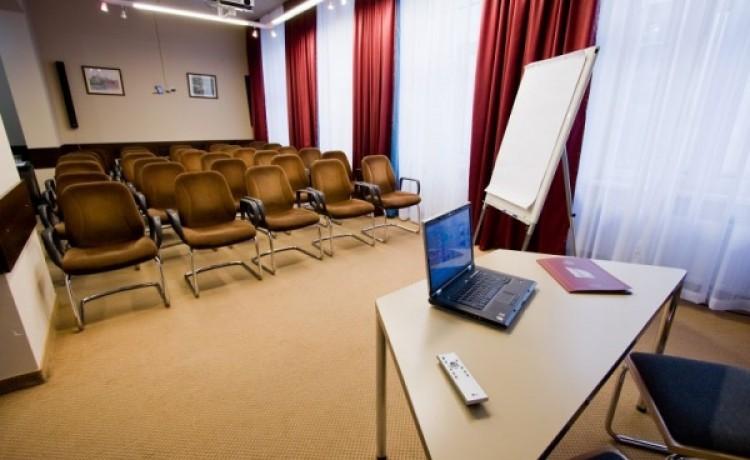 zdjęcie sali konferencyjnej, Hotel Lothus, Wrocław