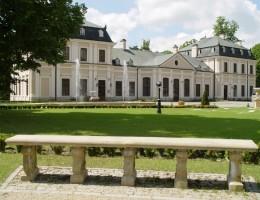 Zespół Pałacowo-Parkowy Sieniawa