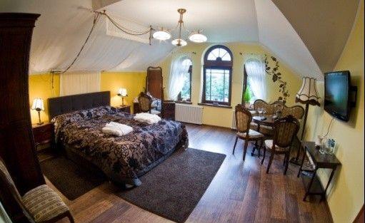 zdjęcie pokoju, Willa Piast Spa & Wellness, Ciechocinek
