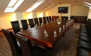 zdjęcie sali konferencyjnej, Hotel Cyprus, Grodzisk Mazowiecki