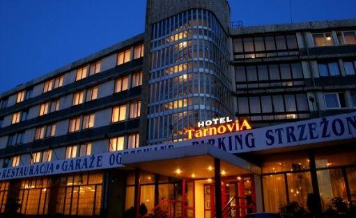 zdjęcie obiektu, Hotel Tarnovia, Tarnów
