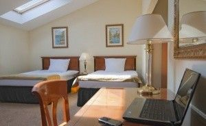 zdjęcie pokoju, Hotel Marshal, Wrocław