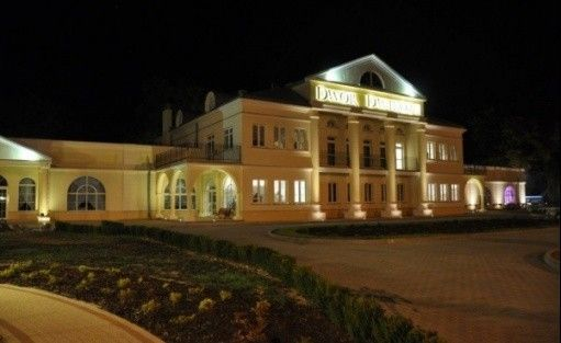 zdjęcie obiektu, Centrum Konferencyjno-Bankietowe Dwór Dwikozy, Sandomierz