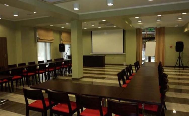 zdjęcie sali konferencyjnej, Hotel Grzegorzewski, Tuszyn