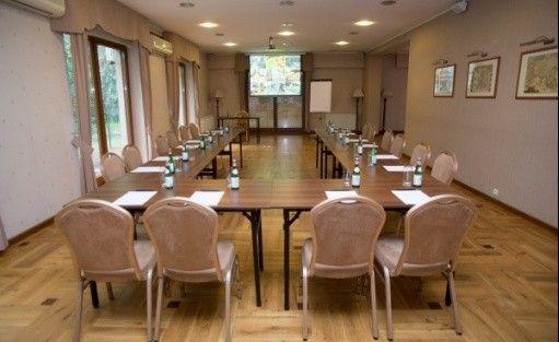 zdjęcie sali konferencyjnej, Hotel Rezydencja Solei & Solei Golf, Poznań