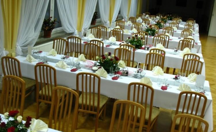 zdjęcie sali konferencyjnej, Ośrodek Konferencyjno-Szkoleniowy Radość, Szklarska Poręba