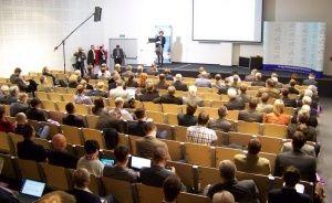 zdjęcie sali konferencyjnej, Expo Łódź, Łódź
