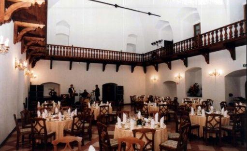 zdjęcie sali konferencyjnej, Zamek Królewski w Niepołomicach , Niepołomice