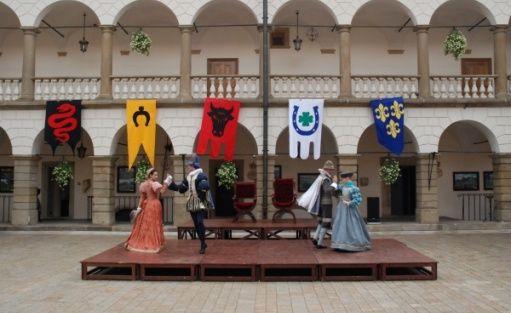 zdjęcie usługi dodatkowej, Zamek Królewski w Niepołomicach , Niepołomice