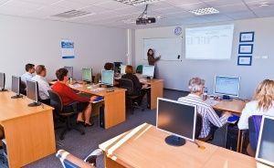 zdjęcie sali konferencyjnej, Unizeto Technologies Ośrodek Szkoleniowy w Lublinie, Lublin