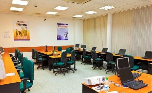 zdjęcie sali konferencyjnej, Unizeto Technologies Ośrodek Szkoleniowy w Szczecinie, Szczecin