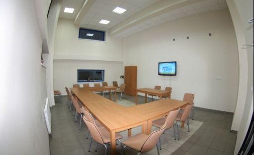 zdjęcie sali konferencyjnej, Hotel MARATON, Wieluń