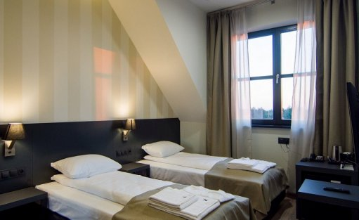 Hotel *** Hotel Barczyzna Medical SPA / 10