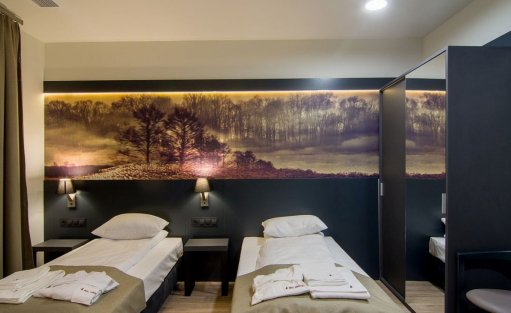 Hotel *** Hotel Barczyzna Medical SPA / 9