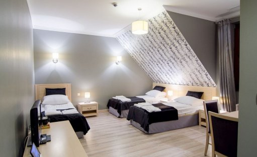 Hotel *** Hotel Barczyzna Medical SPA / 5