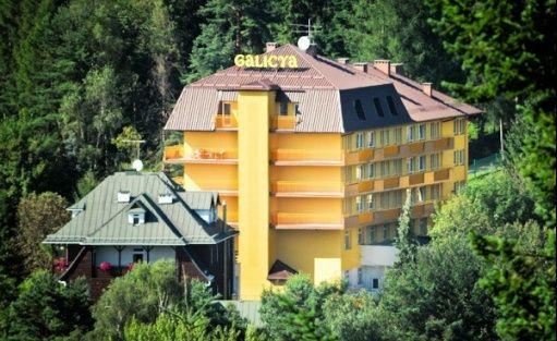 zdjęcie obiektu, Ośrodek Szkoleniowo Wypoczynkowy Galicya, Krynica-Zdrój