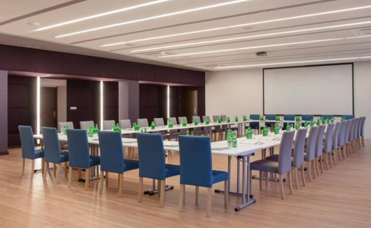 zdjęcie sali konferencyjnej, mHotel, Łódź