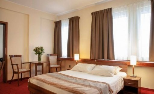 zdjęcie pokoju, mHotel, Łódź