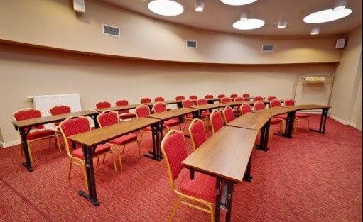 zdjęcie sali konferencyjnej, Hotel Święcice, Święcice