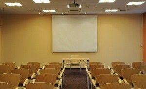 zdjęcie sali konferencyjnej, Hotel PTTK Wyspiański, Kraków