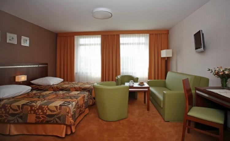 zdjęcie pokoju, Hotel PTTK Wyspiański, Kraków