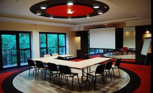 zdjęcie sali konferencyjnej, Hotel Zacisze w Turawie, Turawa