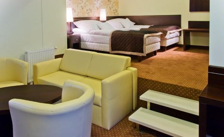 zdjęcie pokoju, Hotel Zacisze w Turawie, Turawa