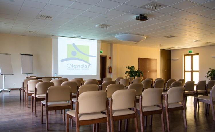 Obiekt szkoleniowo-wypoczynkowy Centrum Sportu i Rekreacji OLENDER / 8