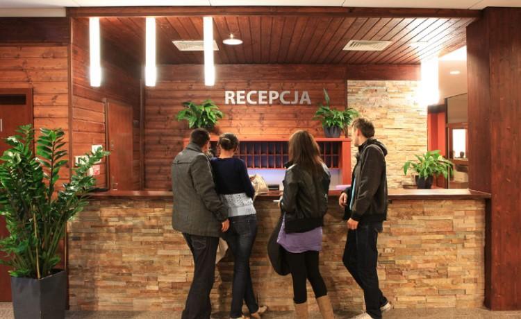 Obiekt szkoleniowo-wypoczynkowy Centrum Sportu i Rekreacji OLENDER / 2