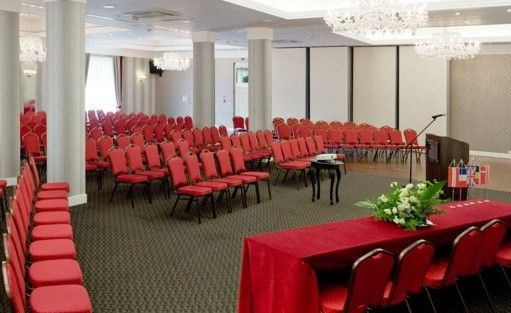 Hotel *** Hotel Lamberton Business & Conferences / 5