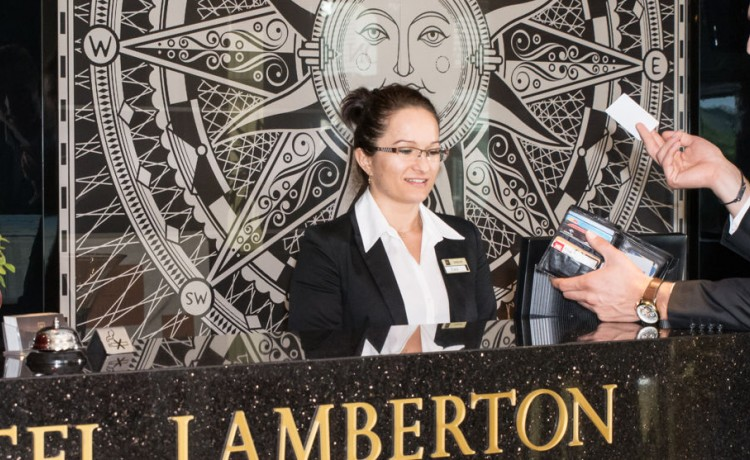 Hotel *** Hotel Lamberton Business & Conferences / 2