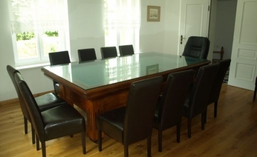 zdjęcie sali konferencyjnej, Novel House, Murowana Goślina