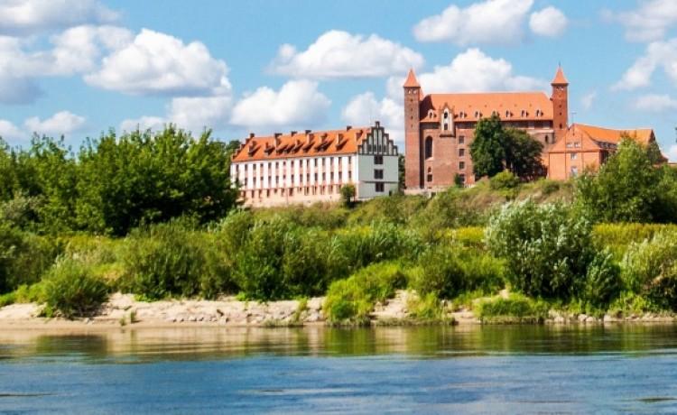zdjęcie obiektu, Zamek Gniew, Gniew