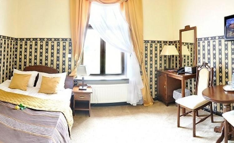 zdjęcie pokoju, Zamek Gniew, Gniew