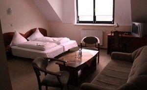 zdjęcie pokoju, Hotel Słowik, Poniatowa