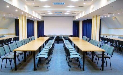 zdjęcie sali konferencyjnej, Hotel Zajazd Piastowski, Kazimierz Dolny