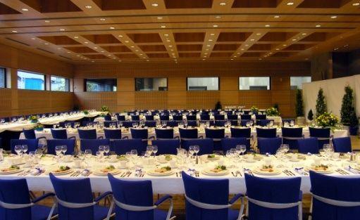 zdjęcie sali konferencyjnej, Preston Centre, Kraków