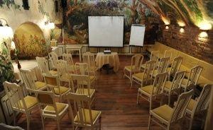 zdjęcie sali konferencyjnej, Restauracja Ratuszova, Poznań