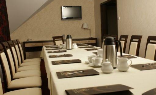 zdjęcie sali konferencyjnej, Hotel  Cztery  Pory  Roku, Rzeszów