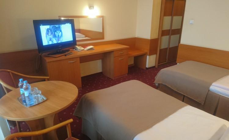 Hotel *** Centrum Hotelowo - Konferencyjne DELICJUSZ / 17