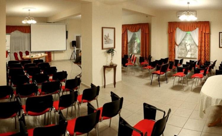 zdjęcie sali konferencyjnej, Hotel Gracja, Gorzów Wielkopolski