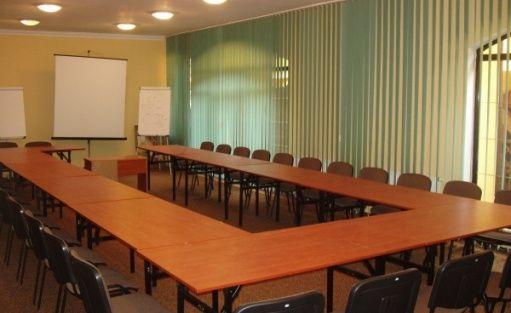 zdjęcie sali konferencyjnej, Hotel - Restauracja YUCA s.c., Łódź