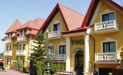 Hotel - Restauracja YUCA s.c.