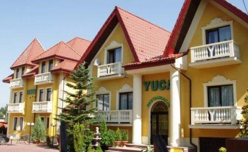 zdjęcie obiektu, Hotel - Restauracja YUCA s.c., Łódź