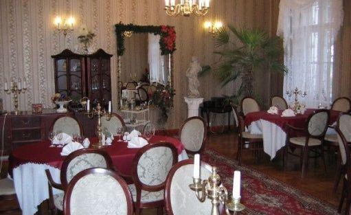 Pałac Przybyszewo